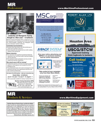 Maritime Reporter Magazine, page 53,  Jul 2015
