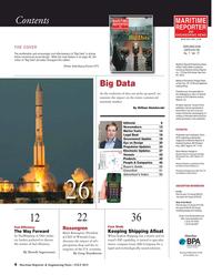 Maritime Reporter Magazine, page 4,  Jul 2015