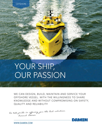 Maritime Reporter Magazine, page 11,  Aug 2015