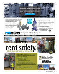 Maritime Reporter Magazine, page 15,  Aug 2015
