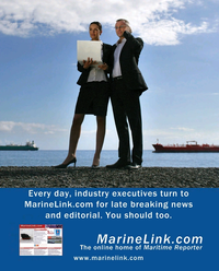Maritime Reporter Magazine, page 19,  Aug 2015