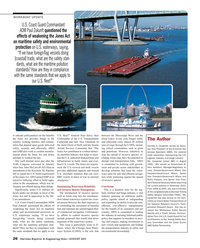 Maritime Reporter Magazine, page 26,  Aug 2015