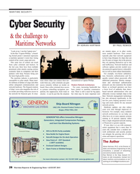 Maritime Reporter Magazine, page 28,  Aug 2015