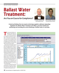 Maritime Reporter Magazine, page 30,  Aug 2015