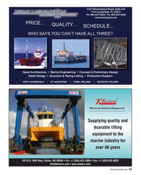 Maritime Reporter Magazine, page 31,  Aug 2015