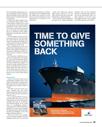 Maritime Reporter Magazine, page 35,  Aug 2015