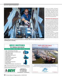 Maritime Reporter Magazine, page 38,  Aug 2015