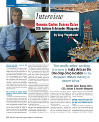 Maritime Reporter Magazine, page 42,  Aug 2015