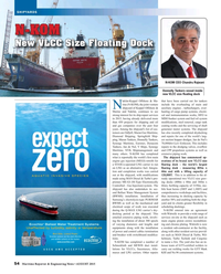 Maritime Reporter Magazine, page 54,  Aug 2015