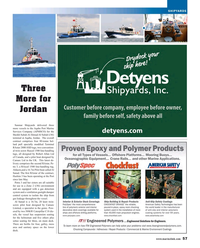 Maritime Reporter Magazine, page 57,  Aug 2015