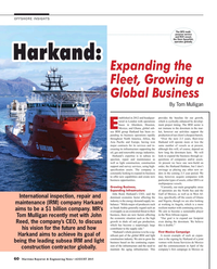 Maritime Reporter Magazine, page 60,  Aug 2015
