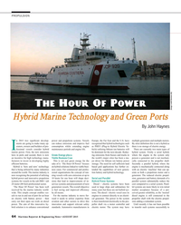 Maritime Reporter Magazine, page 64,  Aug 2015