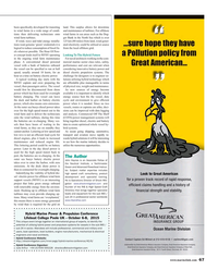 Maritime Reporter Magazine, page 67,  Aug 2015