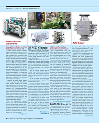 Maritime Reporter Magazine, page 82,  Aug 2015