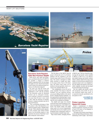 Maritime Reporter Magazine, page 84,  Aug 2015