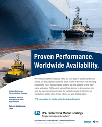 Maritime Reporter Magazine, page 7,  Aug 2015