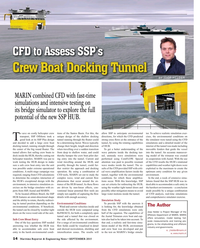 Maritime Reporter Magazine, page 14,  Sep 2015