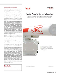 Maritime Reporter Magazine, page 19,  Sep 2015