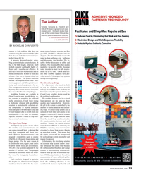 Maritime Reporter Magazine, page 21,  Sep 2015