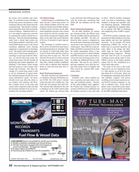 Maritime Reporter Magazine, page 22,  Sep 2015