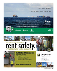 Maritime Reporter Magazine, page 23,  Sep 2015