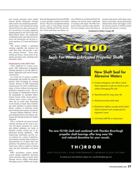 Maritime Reporter Magazine, page 27,  Sep 2015