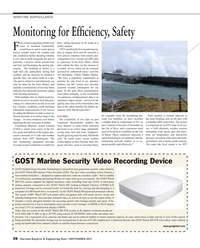 Maritime Reporter Magazine, page 28,  Sep 2015