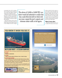 Maritime Reporter Magazine, page 33,  Sep 2015