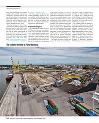 Maritime Reporter Magazine, page 34,  Sep 2015