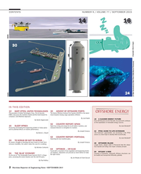 Maritime Reporter Magazine, page 2,  Sep 2015