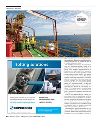 Maritime Reporter Magazine, page 44,  Sep 2015