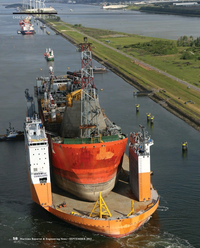 Maritime Reporter Magazine, page 58,  Sep 2015