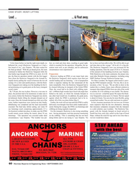 Maritime Reporter Magazine, page 60,  Sep 2015