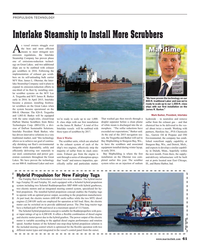 Maritime Reporter Magazine, page 61,  Sep 2015