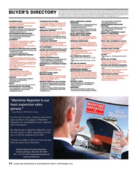 Maritime Reporter Magazine, page 74,  Sep 2015