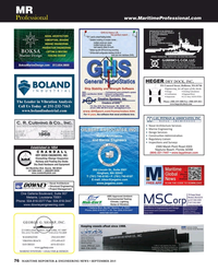 Maritime Reporter Magazine, page 76,  Sep 2015