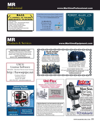 Maritime Reporter Magazine, page 77,  Sep 2015