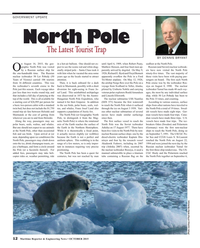Maritime Reporter Magazine, page 12,  Oct 2015
