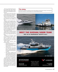 Maritime Reporter Magazine, page 17,  Oct 2015