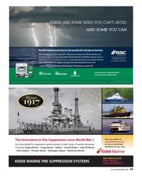 Maritime Reporter Magazine, page 19,  Oct 2015