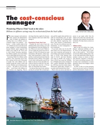 Maritime Reporter Magazine, page 20,  Oct 2015