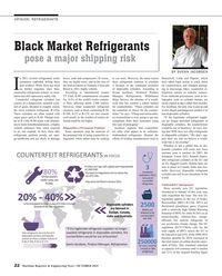 Maritime Reporter Magazine, page 22,  Oct 2015