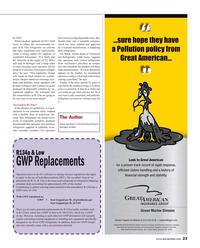 Maritime Reporter Magazine, page 23,  Oct 2015