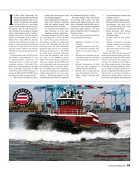Maritime Reporter Magazine, page 25,  Oct 2015