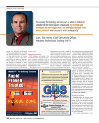 Maritime Reporter Magazine, page 30,  Oct 2015