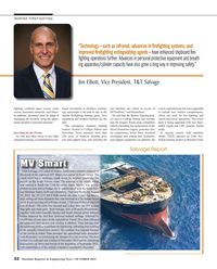 Maritime Reporter Magazine, page 32,  Oct 2015