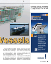 Maritime Reporter Magazine, page 35,  Oct 2015