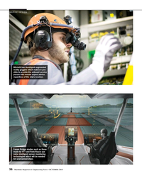 Maritime Reporter Magazine, page 36,  Oct 2015