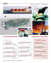 Maritime Reporter Magazine, page 2,  Oct 2015