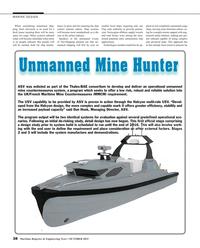 Maritime Reporter Magazine, page 38,  Oct 2015